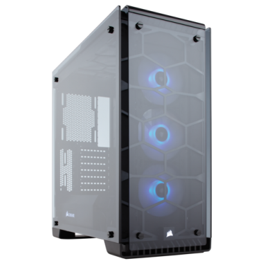Corsair Crystal Series 570x RGB Black