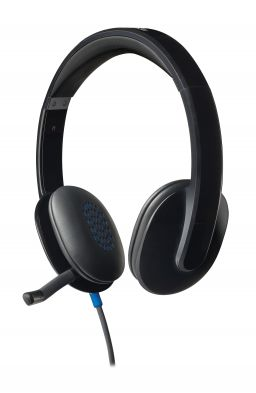 Logitech H540 USB Black
