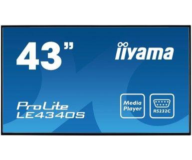 """IIYAMA LE4340S-B1 43"""""""