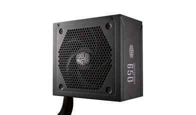 Cooler Master MasterWatt 650 Semi-fanless Modular