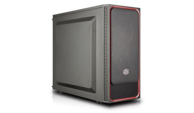 Cooler Master MasterBox E500L Red