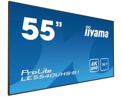 """IIYAMA ProLite LE5540UHS-B1 55"""" UHD 4K"""