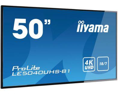 """IIYAMA ProLite LE5040UHS-B1 50"""" UHD 4K"""