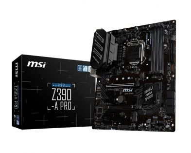 MSI MAG Z390 A PRO