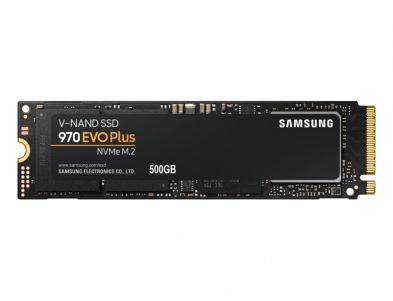 Samsung 970 EVO PLUS NVMe M2 500GB