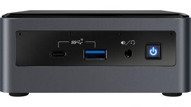 Intel Nuc 10 BXNUC10I5FNH2