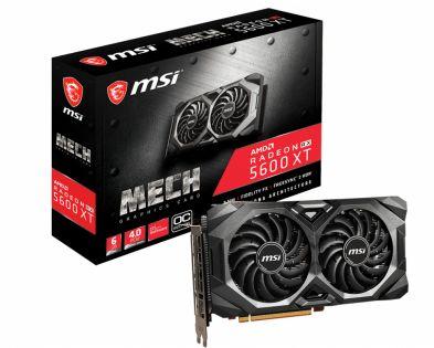 MSI Radeon RX 5600 XT MECH OC 6G