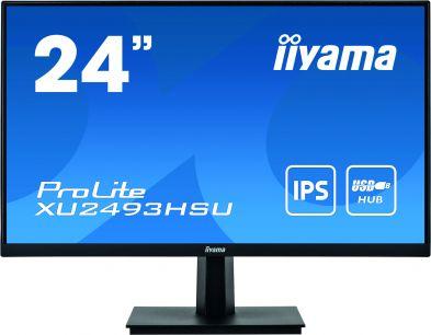 """IIYama ProLite XU2493HSU-B1 24"""" IPS"""