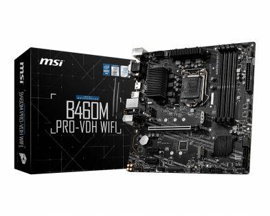 MSI B460M PRO-VDH Wifi