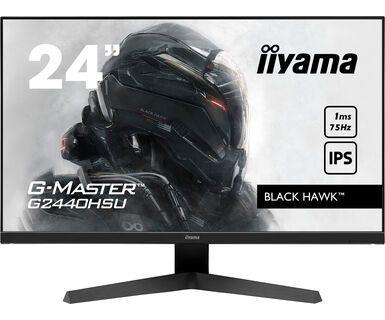 """IIYama G-Master G2440HSU-B1 23.8"""" IPS"""