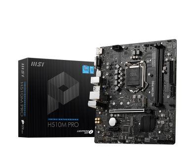 MSI H510M Pro