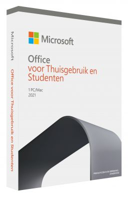 Microsoft Office Home and Student 2021 NL
