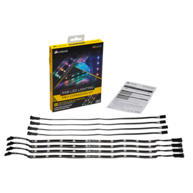 Corsair RGB LED Lighting PRO Expansion Kit