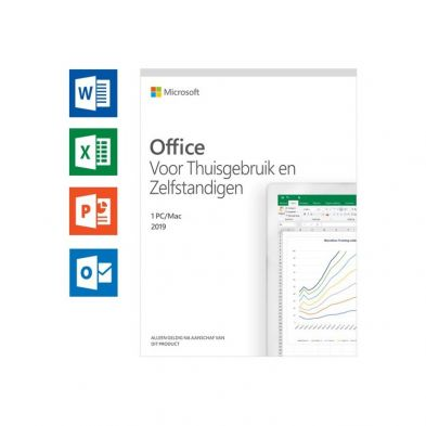 Microsoft Office Home and Business 2019 Dutch