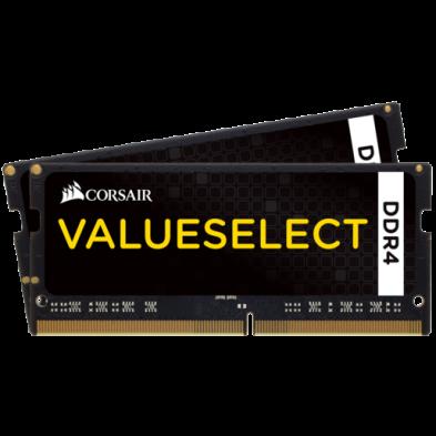 Corsair ValueSelect 16GB (2x8GB) DDR4 SODIMM 2133MHz