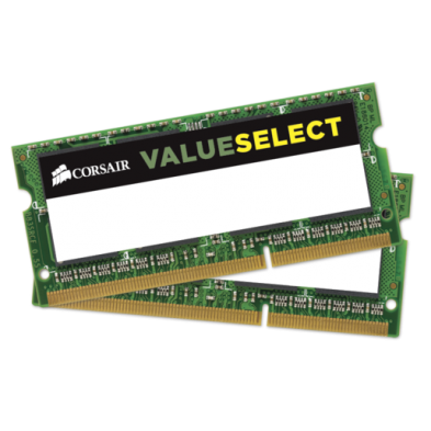 Corsair ValueSelect 8GB (2x4GB) DDR3L SODIMM 1600MHz
