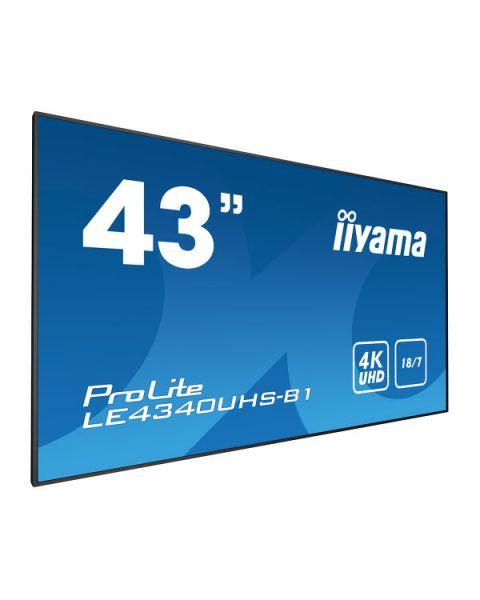 IIYama ProLite LH4342UHS-B1 43