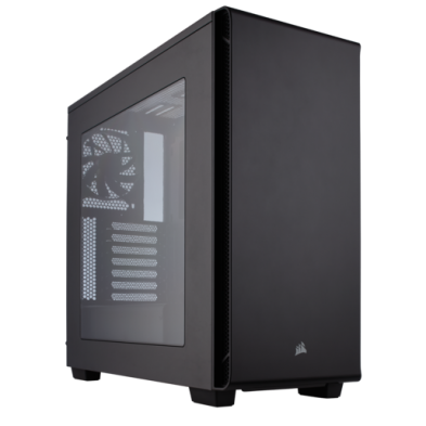 Corsair Carbide Series 270R Black Windowed