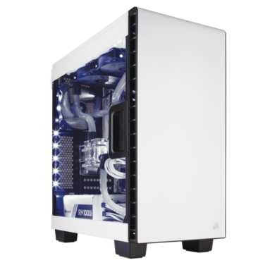 Corsair Carbide Series Clear 400C White