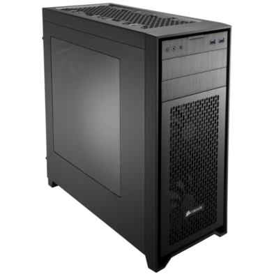 Corsair Obsidian Series 450D with Window