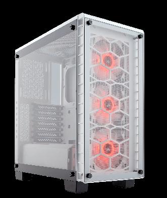 Corsair Crystal Series 460x RGB White