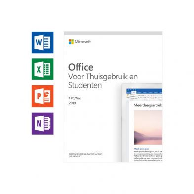 Microsoft Office Home and Student 2019 Dutch