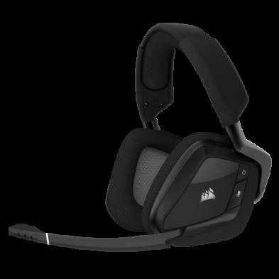 Corsair VOID PRO RGB Wireless Premium Gaming Headset Carbon