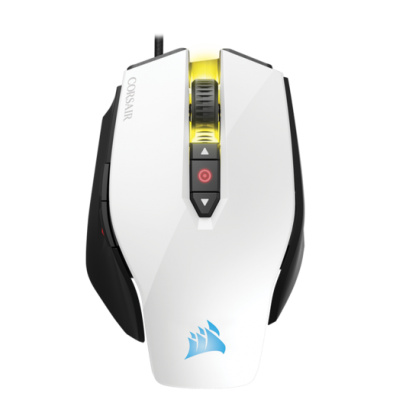 Corsair M65 PRO RGB FPS Gaming Mouse White