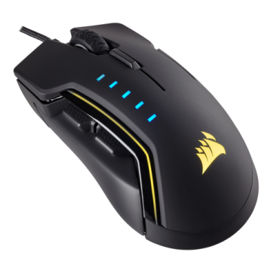 Corsair Glaive RGB Gaming Mouse Black