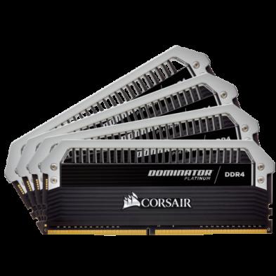 Corsair Dominator Platinum 64GB (4x16GB) DDR4 3200MHz