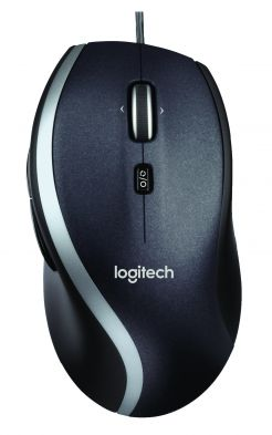 Logitech M500 Optical Mouse Black