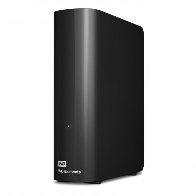 Western Digital Elements Black 4TB USB3.0