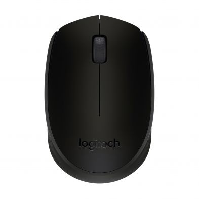 Logitech B170 Wireless Mouse Black