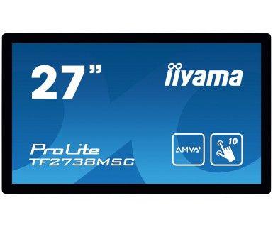 "IIyama ProLite TF2738MSC-B1 TOUCH 27"""