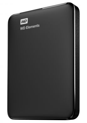 "Western Digital Elements Portable 2TB 2.5"" USB"