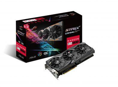 Asus ROG Strix Radeon RX 580 8GB OC