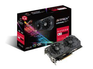 Asus ROG Strix Radeon RX 570 4GB OC