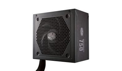 Cooler Master MasterWatt 750 Semi-fanless Modular