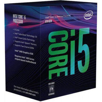 Intel Core i5-8600K
