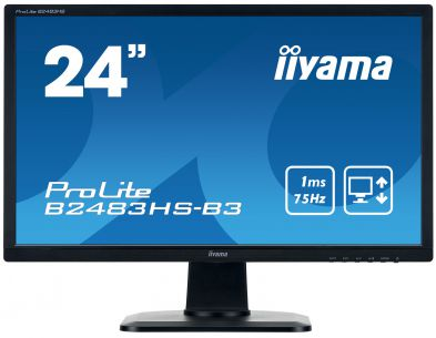 "Iiyama ProLite B2483HS-B3 24"""