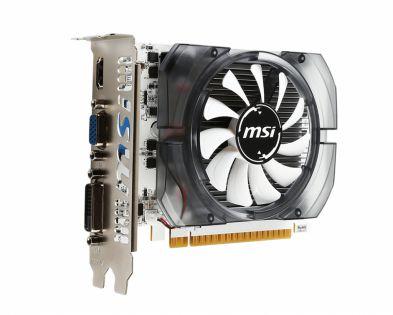 MSI GeForce N730K-2GD3/OCV1 2GB