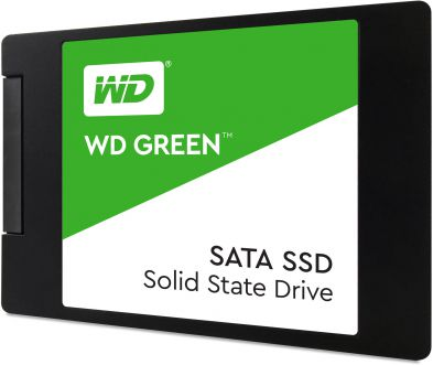 """Western Digital SSD Green 120GB 2.5"""""""