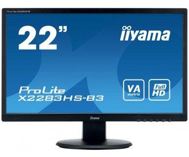 "Iiyama ProLite X2283HS-B3 22"""