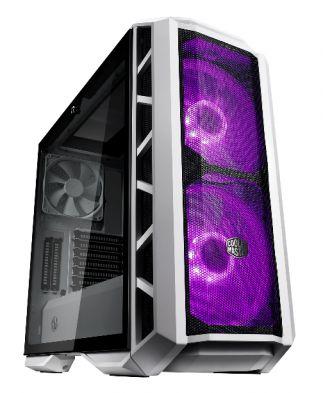 Cooler Master MasterCase H500P Mesh White RGB
