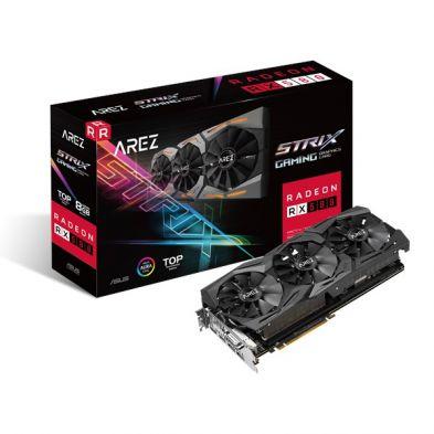 Asus Arez Strix Radeon RX 580 8GB TOP