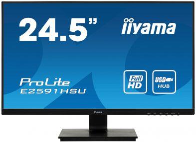 """IIYAMA ProLite E2591HSU-B1 24.5"""""""
