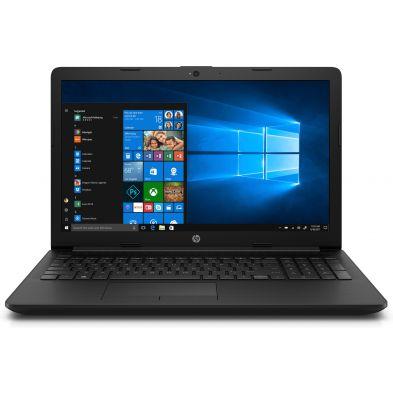 """HP Notebook 15-da0125nb 15.6"""" N5000 4GB 1TB W10 Black"""