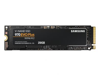 Samsung 970 EVO PLUS NVMe M2 250GB