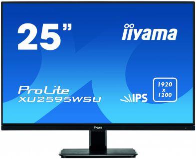 """IIYama ProLite XU2595WSU-B1 25"""" FHD IPS"""