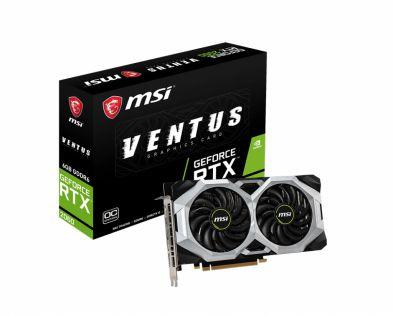 MSI GeForce RTX 2060 VENTUS 6G